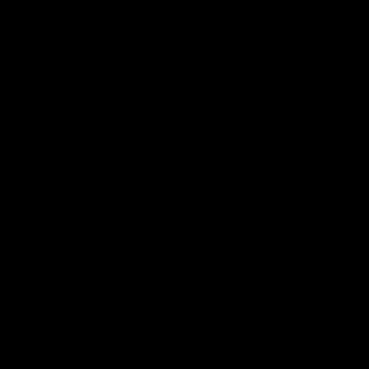 男性のシルエット画像